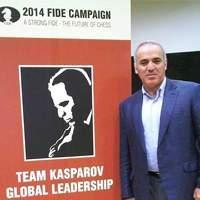 BREAKING: Kasparov Announces Candidacy for FIDE President