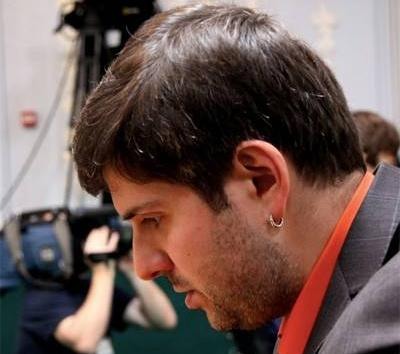 Svidler Going for 7th Russian Title