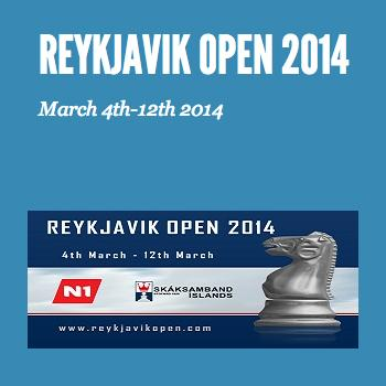 Reykjavik Open to Celebrate 50th Anniversary Edition