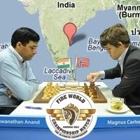 Anand-Carlsen: Three Weeks Until First Match Game