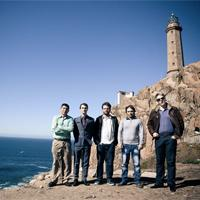 Three Lighthouses and Five GMs in Galicia