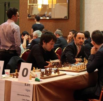 ECC: SOCAR still perfect; Amazing KID Fight Svidler-Nakamura