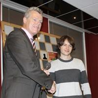 Rodshtein Wins Univé Open in Hoogeveen