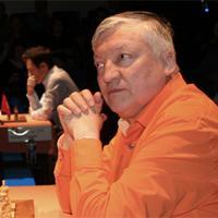 Cap d'Agde: Karpov Wins Preliminary Tournament With 11.0/14