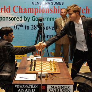 Game 3, Carlsen-Anand, Drawn After 51 Moves - UPDATE: VIDEO