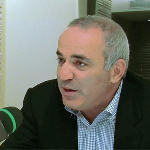 "Garry Kasparov: ""A Very Good Sign For Chess"""