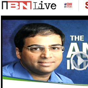 "Vishy Anand: ""It teaches you some humility"""