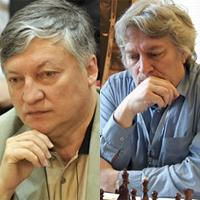 Karpov and Timman Guests of Honor at Groningen Chess Festival