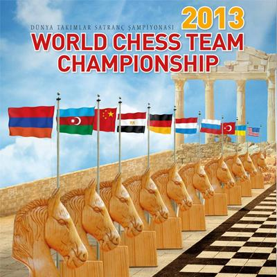 Favorites Win at World Teams, Two Rounds To Go