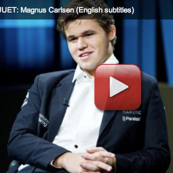 Magnus Carlsen: Six (No, Seven!) Prizes And Another Interview