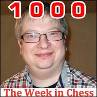 The Week in Chess (TWIC) Reaches 1000th Issue