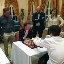 Meanwhile, Magnus Carlsen is Meeting Mark Zuckerberg & Bill Gates