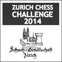 Aronian & Carlsen Tie For First at Zurich Blitz