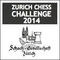 Carlsen & Aronian Start With Wins in Zurich