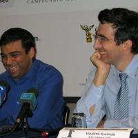 Anand v Kramnik WCC Match announced