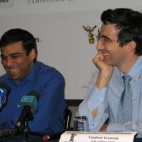 Anand v Kramnik WCC Match announced