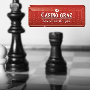 Chess in a Casino: Melkumyan Wins in Graz