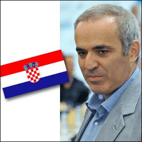 Kasparov Granted Croatian Citizenship