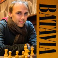 Smerdon Loses in Last Round, But Wins Batavia
