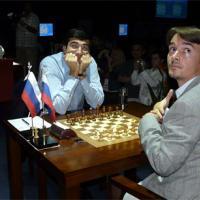 FIDE World Championship, Round 9