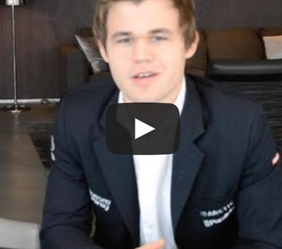 Carlsen on the Candidates' After Round 12