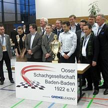 Bundesliga: Baden-Baden Wins All Matches, Aronian & Karpov Playing