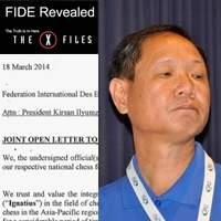 Asian Federations Sign Open Letter in Support of Leong