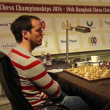 Vallejo First on Tiebreak at Bangkok Open