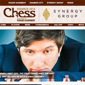 Carlsen Grabs Early Lead in Shamkir | Update: VIDEO