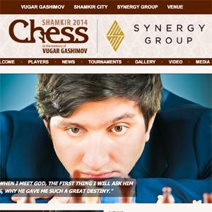 Carlsen Beats Caruana in Final Round, Wins Shamkir Chess 2014