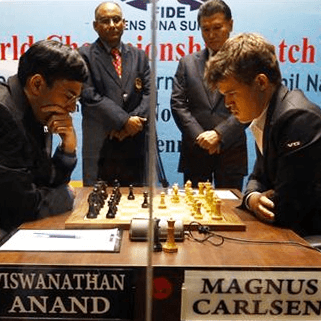 No Bids Yet For Anand-Carlsen Rematch
