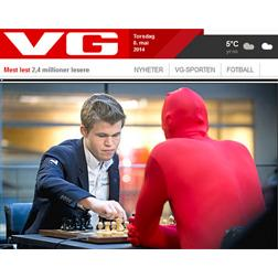 Carlsen vs. Norway (With Some Help): Draw