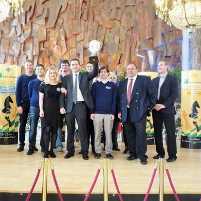 Clichy Retains French Club Championship Title
