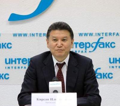 "Ilyumzhinov: ""Anand-Carlsen World Championship to be Held in Sochi"""