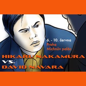 Nakamura Beats Navara 3.5-0.5 in Prague