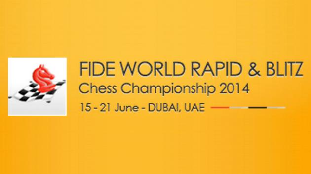 FIDE World Rapid Championship Takes Off Today