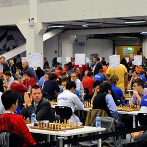 Olympiad Round 2: Top Players Play, Norway 2 Holds Ukraine