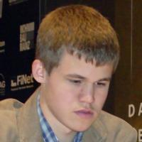 Carlsen On A Roll At Amber