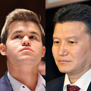 Carlsen Wants to Postpone World Championship Match, Ilyumzhinov Says No | UPDATE
