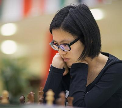 Hou Yifan Closer to Grand Prix Victory After Beating Humpy Koneru