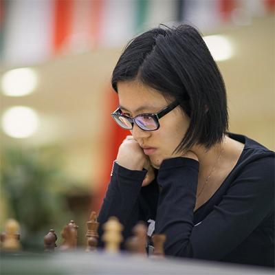 Hou Yifan Closer to Grand Prix Victory After Beating Humpy Koneru