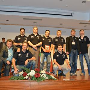 Mérida Wins Spanish Team Championship Ahead of Sestao