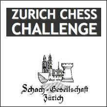 Zurich Chess Challenge 2015 Announced, Carlsen Not Playing