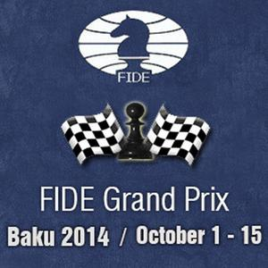 Caruana Grabs Sole Lead in Baku GP Round 6