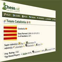 Team Catalonia. Competicions i altres activitats