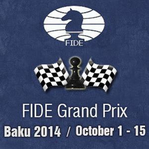 Baku GP: Caruana, Gelfand Both Lose; 6-Way Tie for First