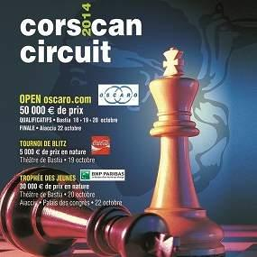 Not Vishy Anand but Hou Yifan Wins Corsican Circuit Rapid Final