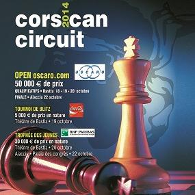 Not Vishy Anand but Hou Yifan Wins Corsican Circuit Rapid Final