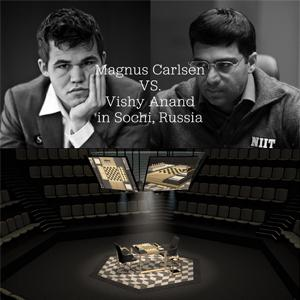 Anand-Carlsen Match Only a Week Away