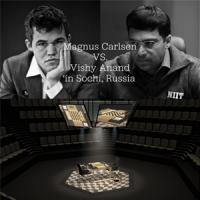 Carlsen-Anand By the Numbers